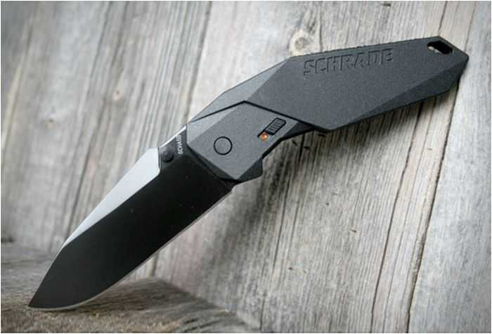 Schrade SCHA5B M.A.G.I.C. the best EDC knife 501