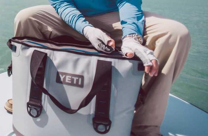YETI Hopper Portable Soft-Sided Cooler 502