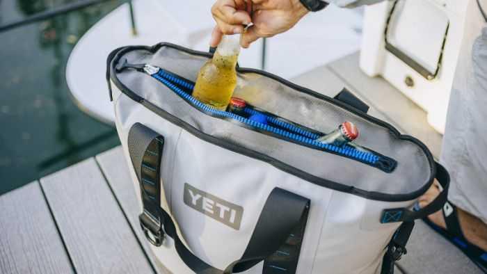 YETI Hopper Portable Soft-Sided Cooler 503