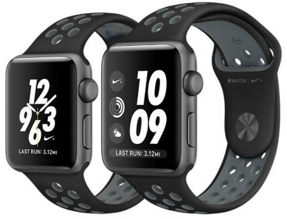 42mm Space Gray Apple Watch Nike+Is review and price featured maybe