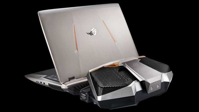 ASUS ROG GX800VH Liquid Cooled Gaming Laptop Is The Ultimate Mobile Gaming 101