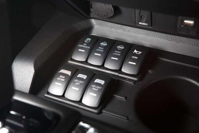 Devolro Diablo Toyota Tundra 402