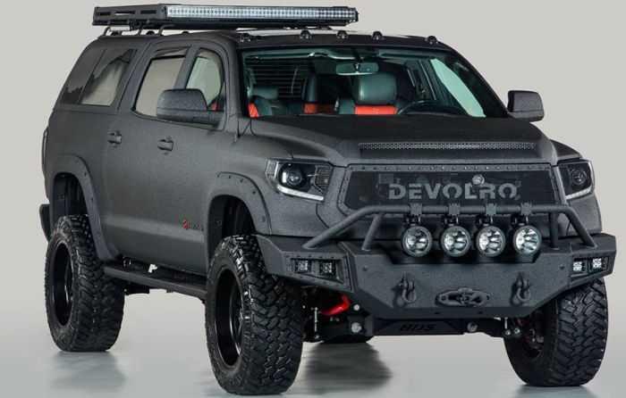Devolro Diablo Toyota Tundra 405