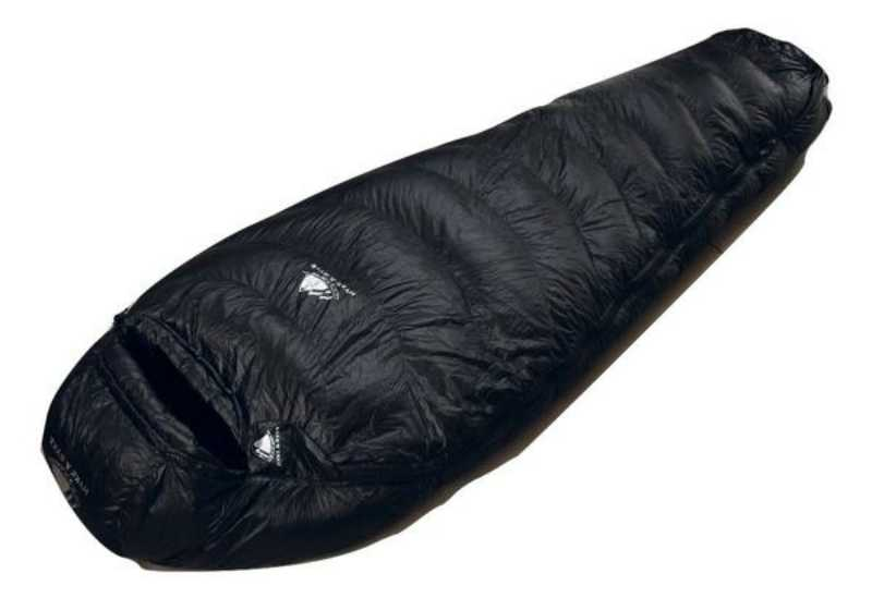 Hyke & Byke's Snowmass 0 Degree Down Sleeping Bag Is Great For Backpacking