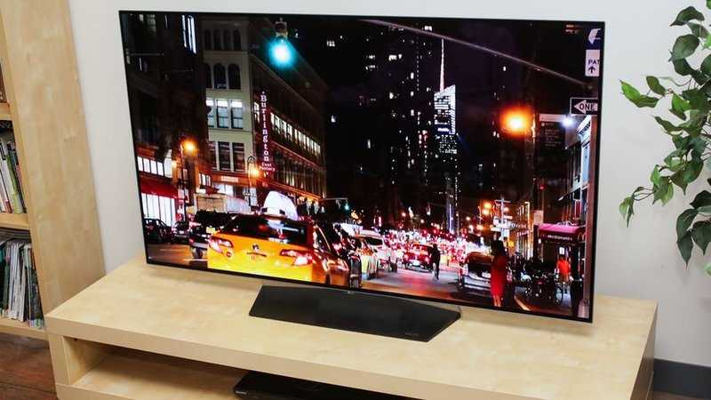 LG Electronics OLED55B6P Flat 55-Inch 4K Ultra HD Smart OLED TV featured