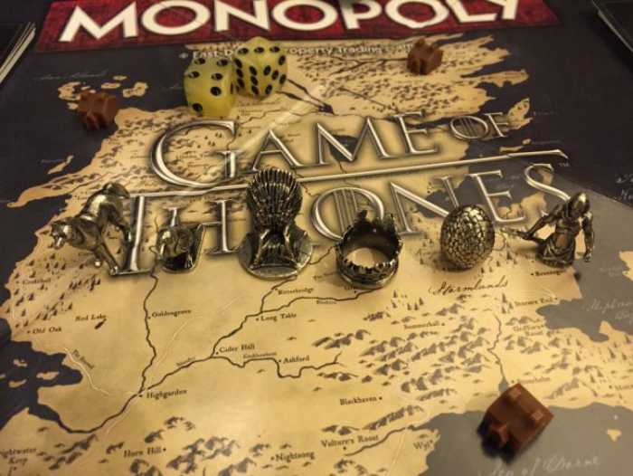 Monopoly Game Of Thrones Collector's Edition price
