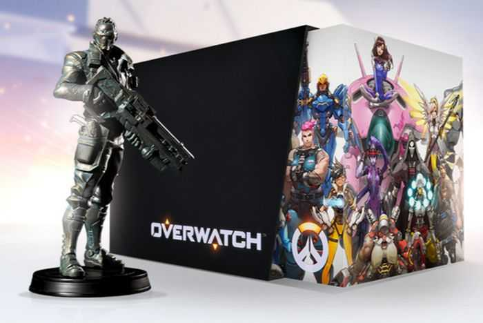 Overwatch Collector's Edition For The PC price and review 202