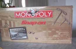 Snap-on Tools Monopoly Collector's Edition Featured