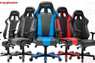 DXRacer Formula Series Gaming Chair Featured