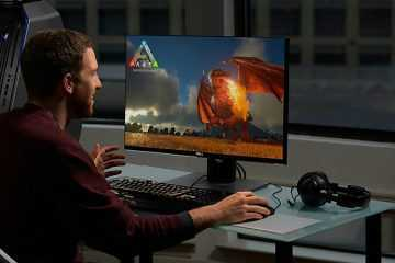 Dell SE2417HG LCD Gaming Monitor review and price Featured