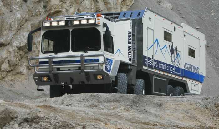 Desert Challenger Is The Ultimate Off Road Recreational Vehicle 503