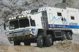 Desert Challenger Is The Ultimate Off Road Recreational Vehicle Featured