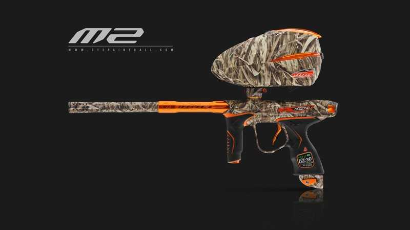 Dye M2 Paintball Marker Is A Great Tournament Grade Marker featured