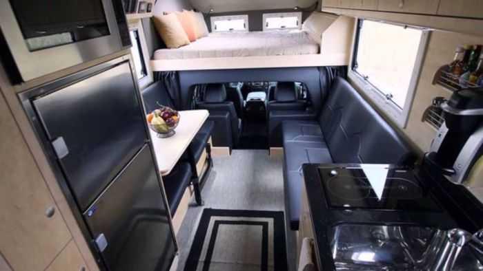 EarthRoamer XV-HD Luxury Overland Vehicle 502