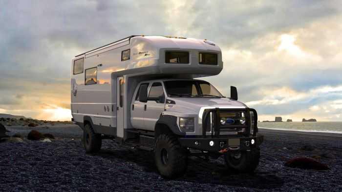 EarthRoamer XV-HD Luxury Overland Vehicle 503