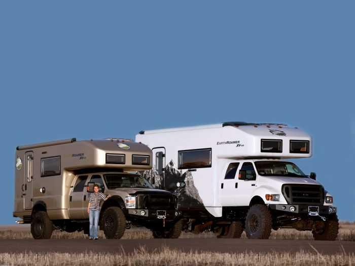 EarthRoamer XV-HD Luxury Overland Vehicle 504