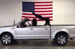 Ford F-150 Convertible Featured