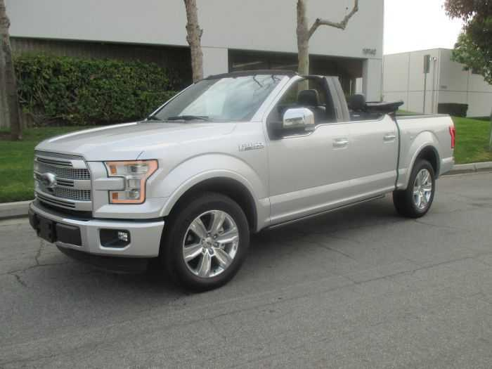 Ford F-150 Convertible review and price 601
