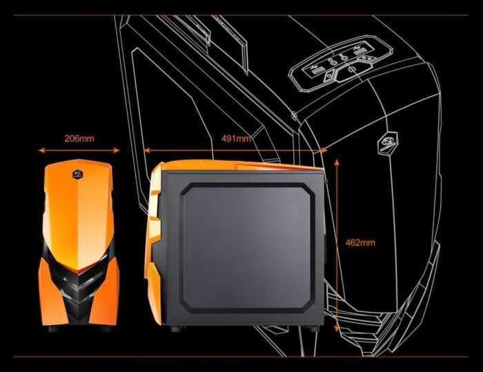 Fxware Ninja Custom Gaming PC 503