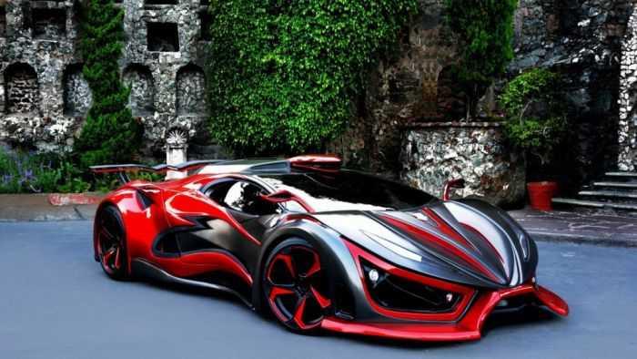 Inferno Exotic Supercar 502