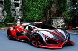 Inferno Exotic Supercar Featured