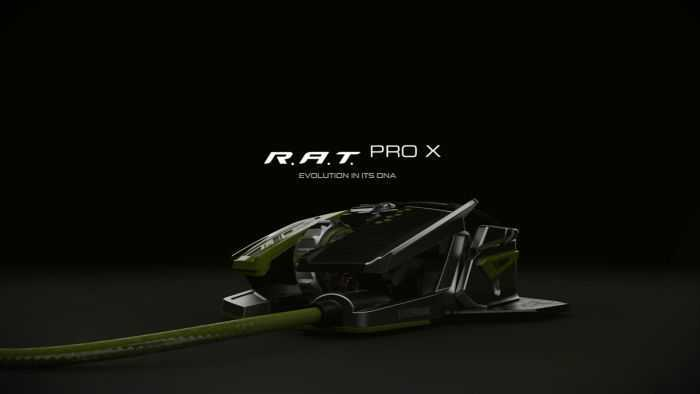 Mad Catz R.A.T. PRO X Ultimate Gaming Mouse review and price 602