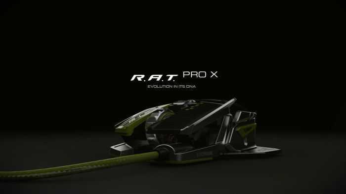 Mad Catz R.a.t. Pro X ≪A Href=