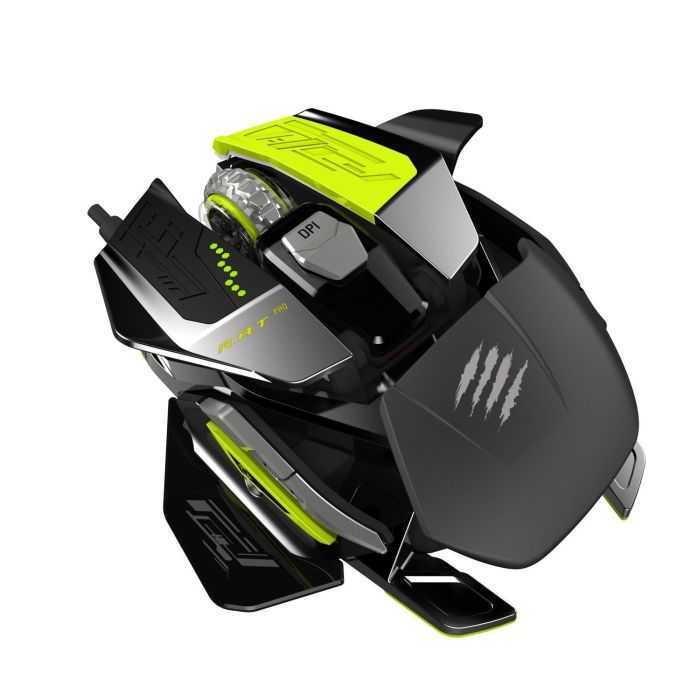Mad Catz R.A.T. PRO X Ultimate Gaming Mouse review and price 603