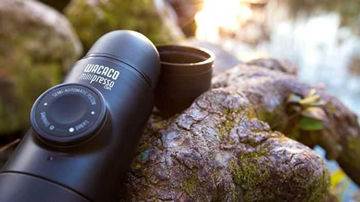 MiniPresso GR Espresso Maker review and price 601