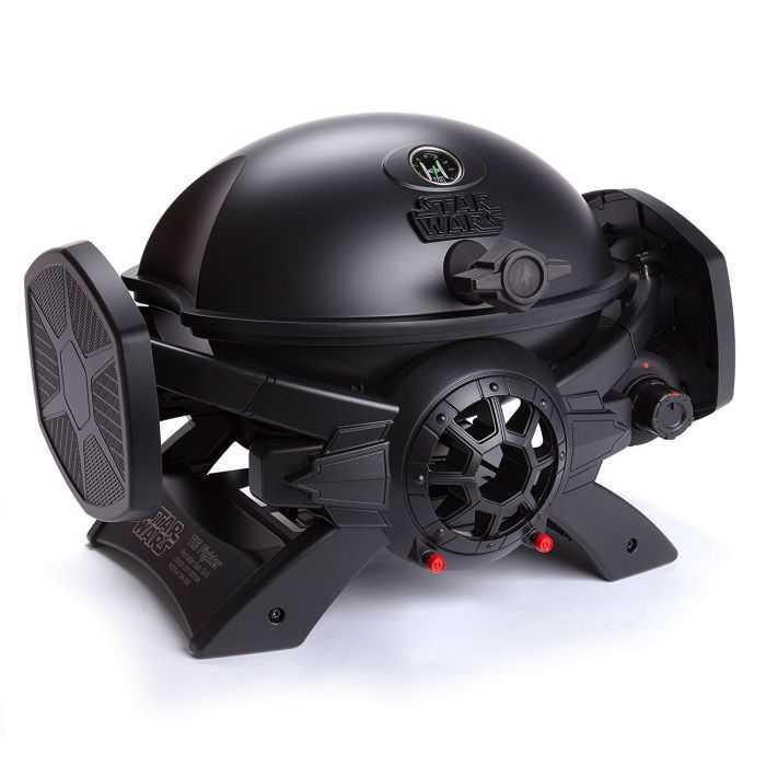 Star Wars TIE Fighter Gas Grill review and price 301