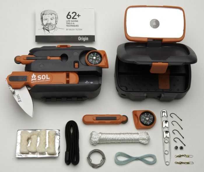 Survive Outdoors Longer Origin Survival Kit 501
