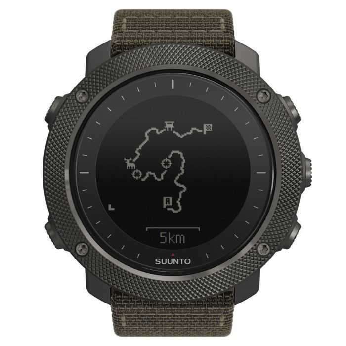 Suunto Traverse Alpha GPS Watch 301