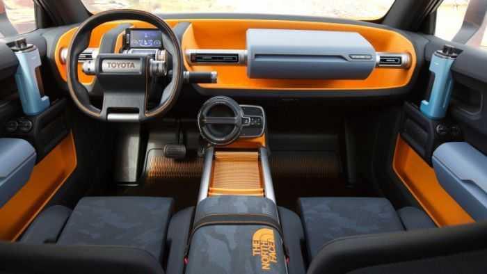 Toyota FT-4X Concept 501