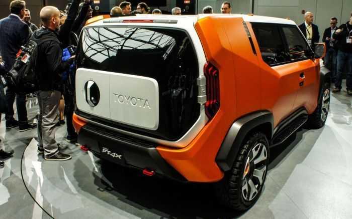 Toyota FT-4X Concept 502