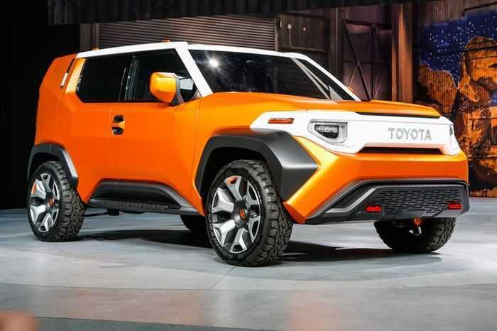 Toyota FT-4X Concept 503