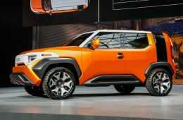 Toyota FT-4X Concept Featured