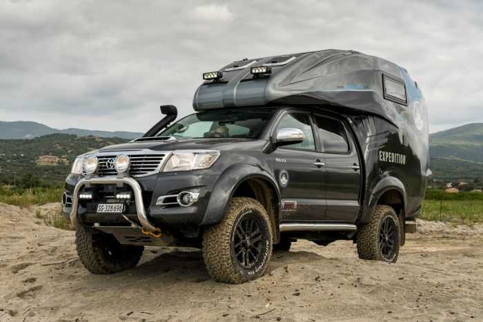 Toyota Hilux Expedition V1 503