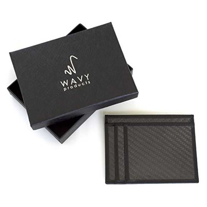 WAVY Modern Carbon Fiber Wallet Review 503