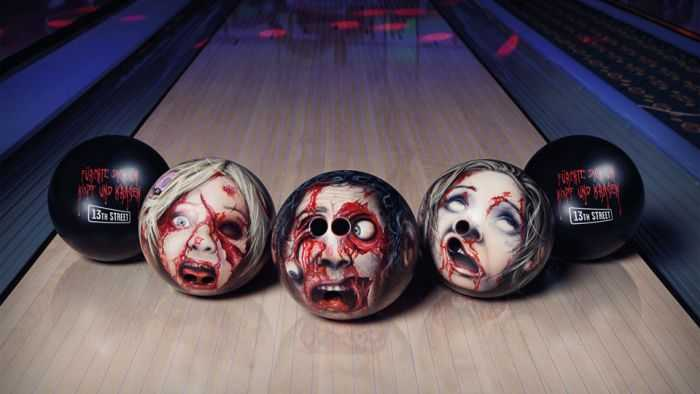 Zombie Bowling Ball By Dv8 401