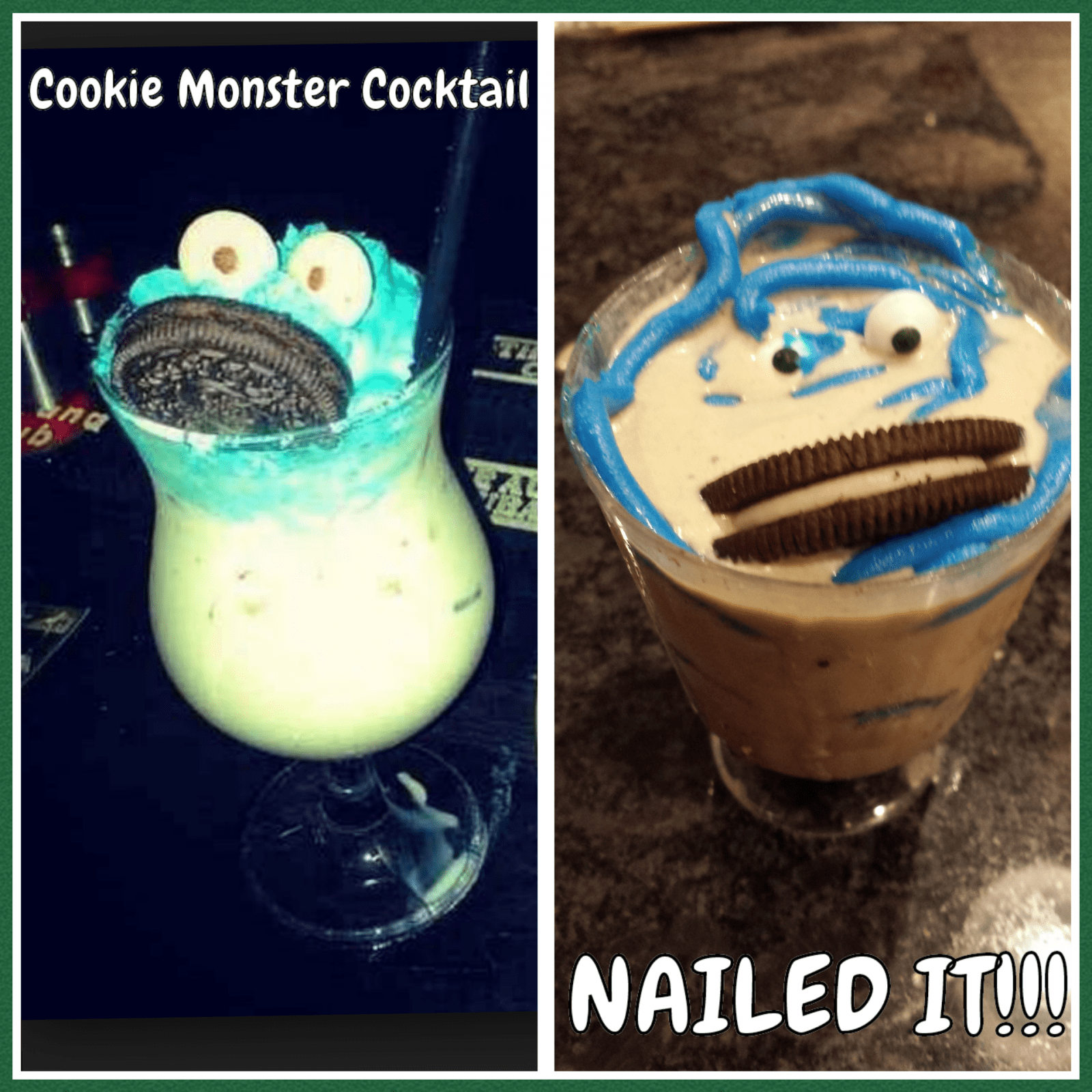Cookie Cocktail