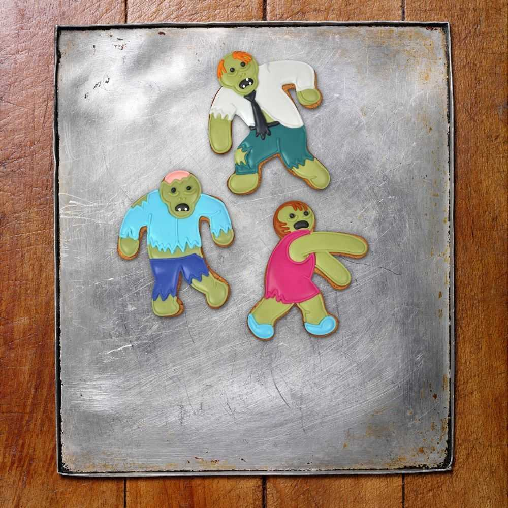 Fred & Friends Undead Cookies Finished and Ready to Eat