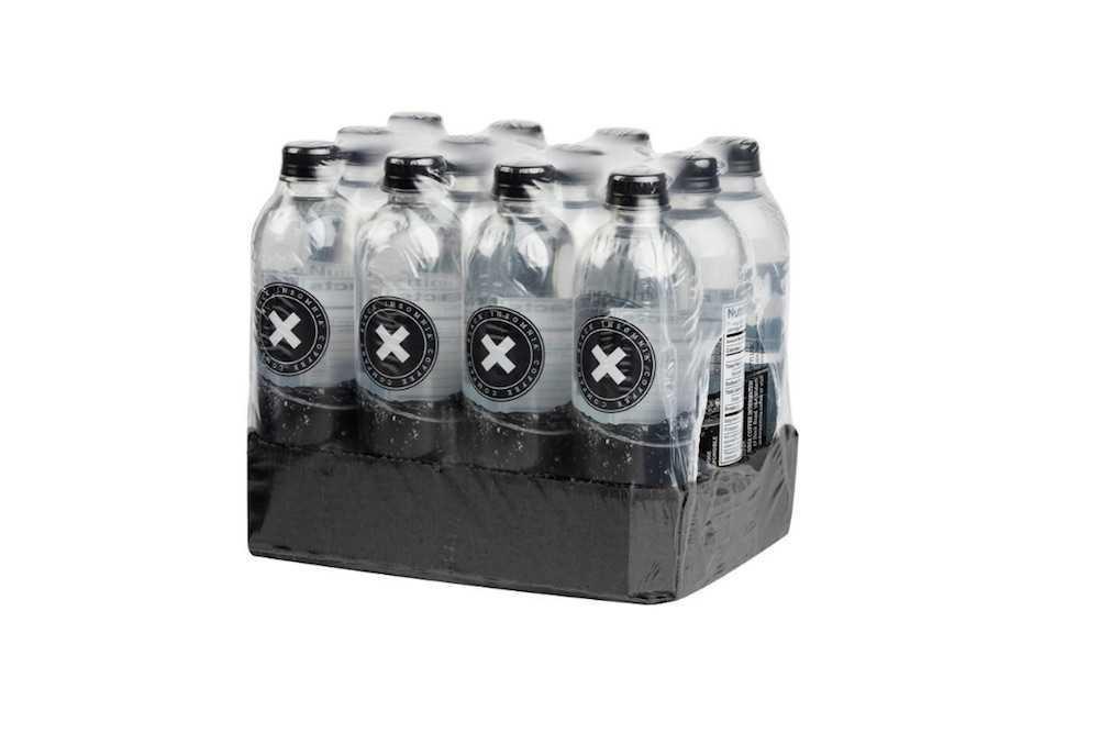 Pack of Black Hydro Bottles