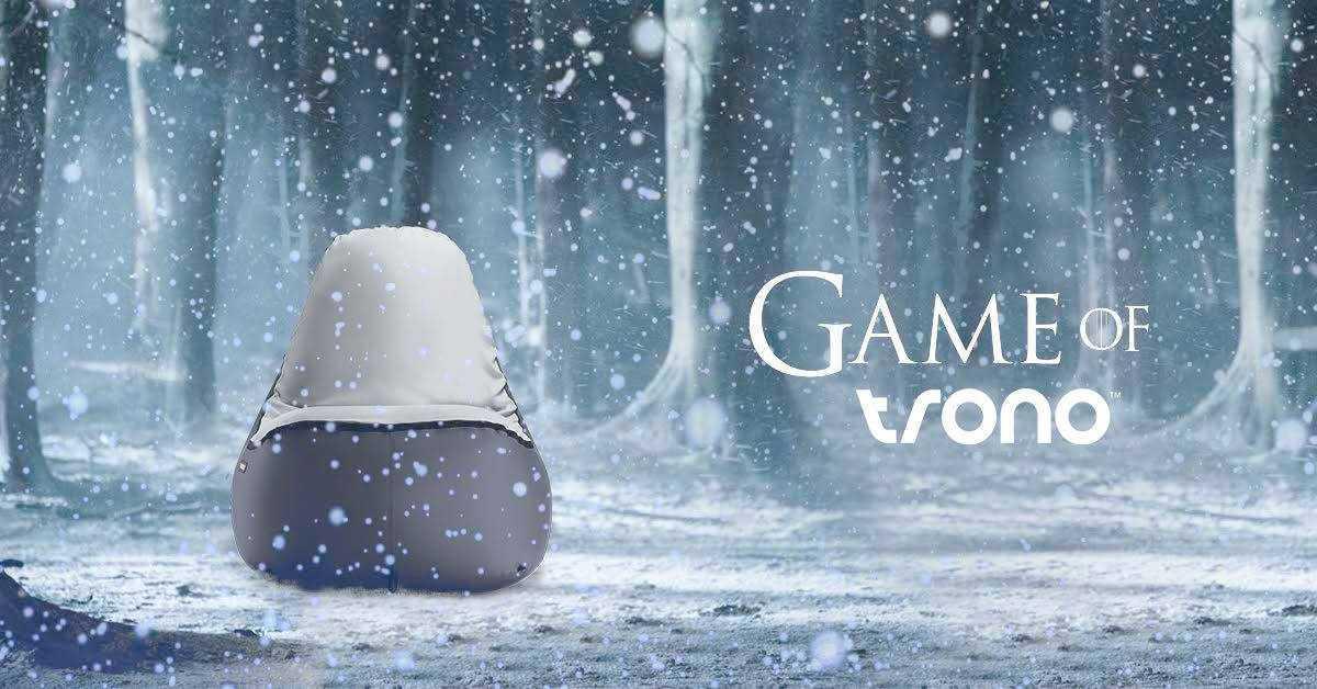 Game Of Trono Mockup Tv Series Image