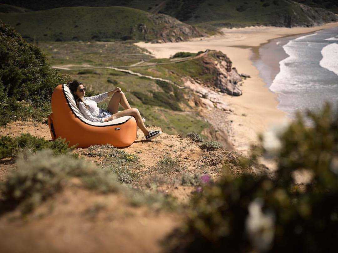 Trono Inflatable Chair