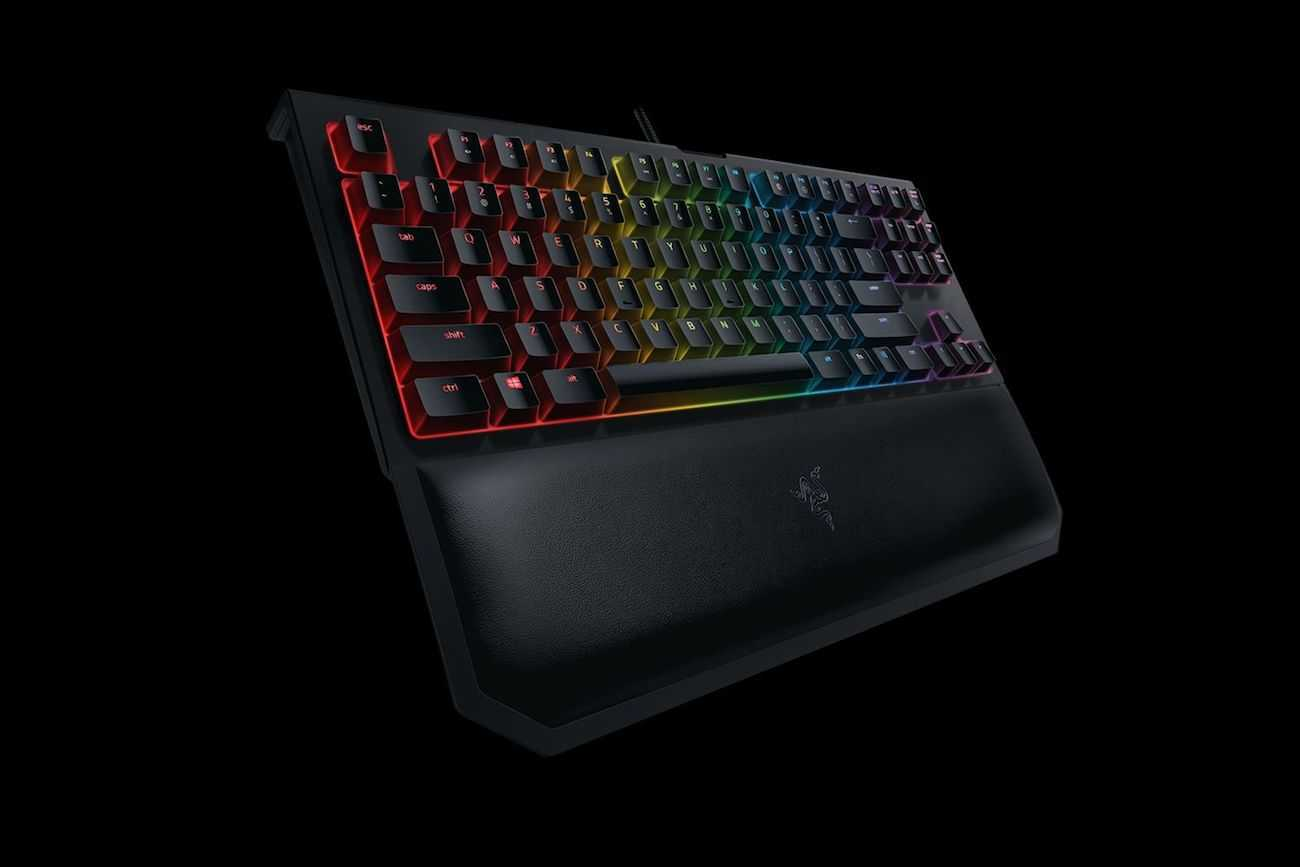 Razer Chroma V2 Isolated Photo