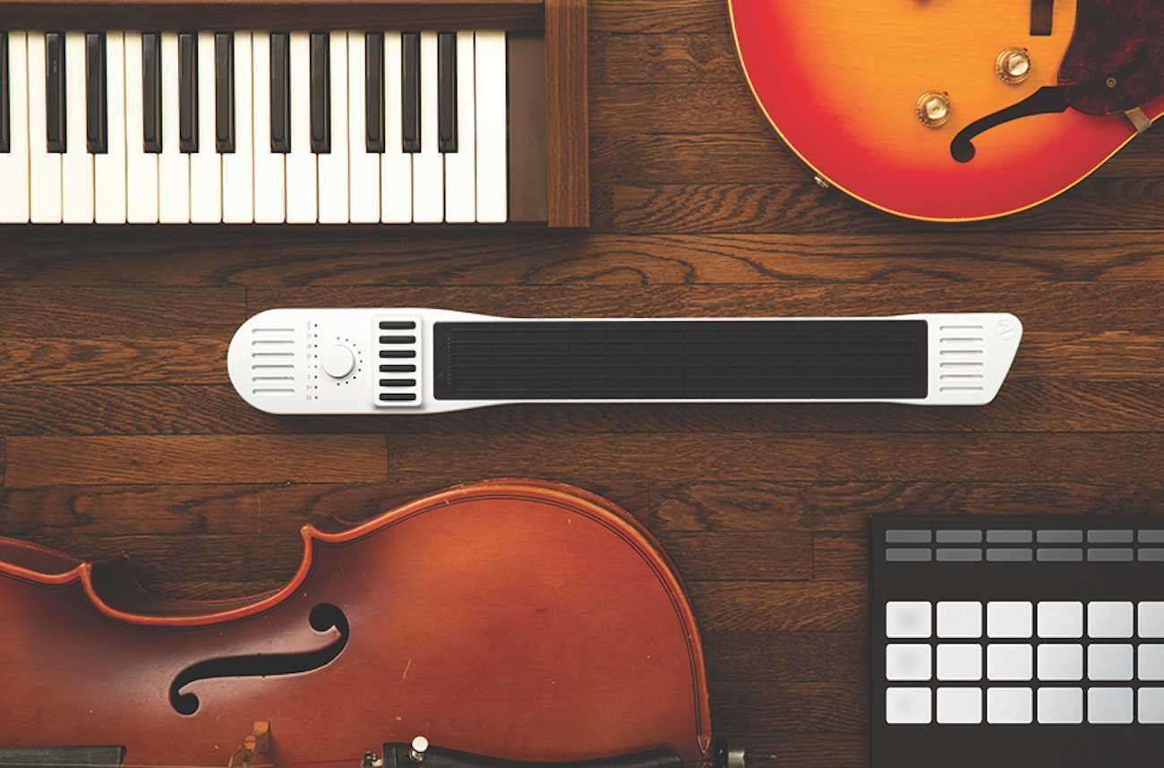 Artiphon Instrument 1 lets you adapt to sound of music easily