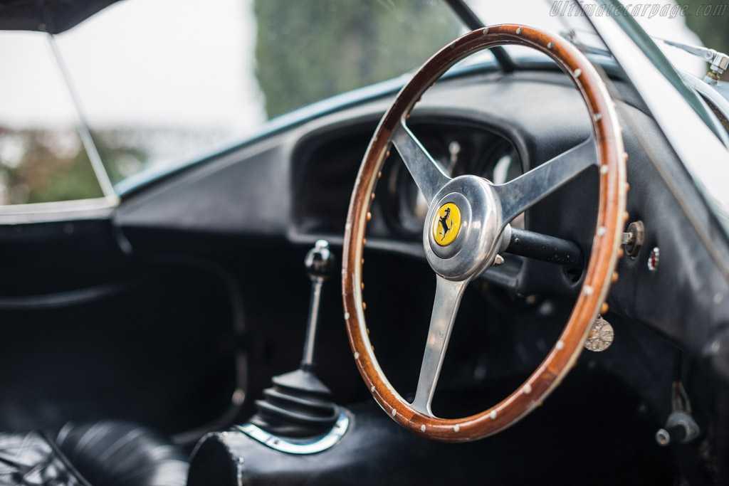 Ferrari Uovo Interior Photo