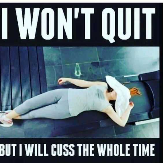 Image result for workouts on point meme female