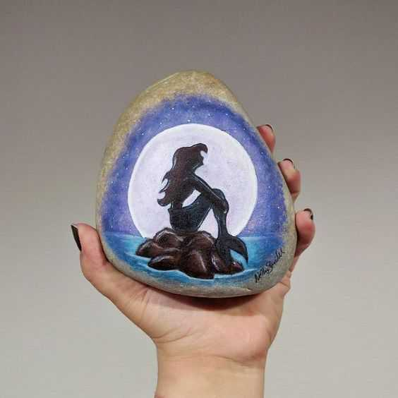 47 Inspirational Painted Rock Ideas The Funny Beaver