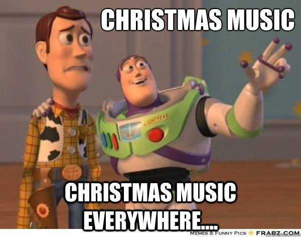 early christmas meme - make your complaints heard